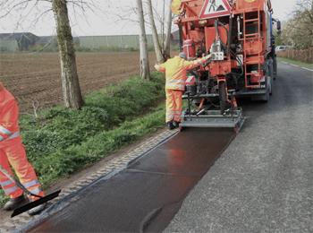 Bitumen asfalt